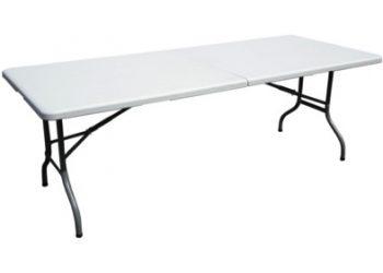 taisnstūra galds