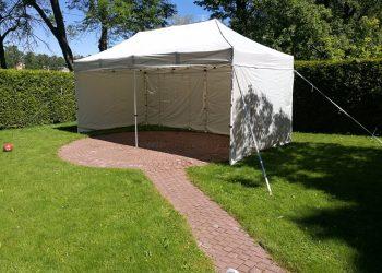 Ātri saliekama telts 3x6
