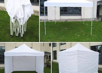 3x3 ātri saliekamā telts iznomatelti.lv